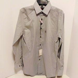 JF J.Ferrar long sleeve shirt M 15/15.5 34/35